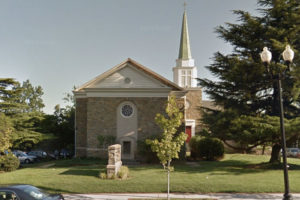 Arlington Presbyterian Church (photo via Google Maps)