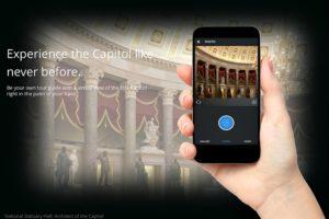 CapApp homepage