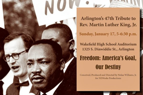 MLK Tribute Event 2016 (via DPR)