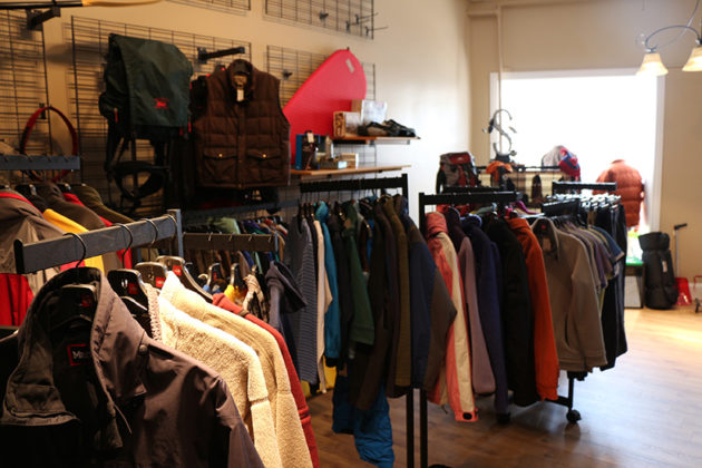 a7ce3b36920 New Consignment Shop Gives Life to Used Adventure Apparel