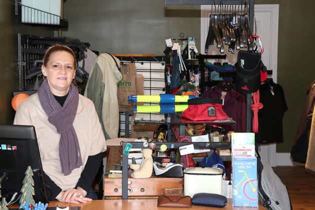 Lisa Peregory, owner of Second Ascent Consignment