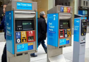 Off-board fare collection (photo via Arlington County)