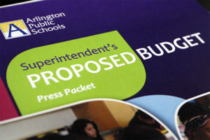 Arlington Public Schools proposed budget