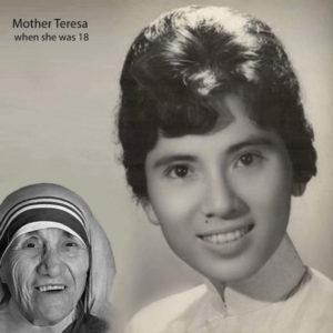 Mother Teresa / Tran Anh Phuong (photo via Snopes)