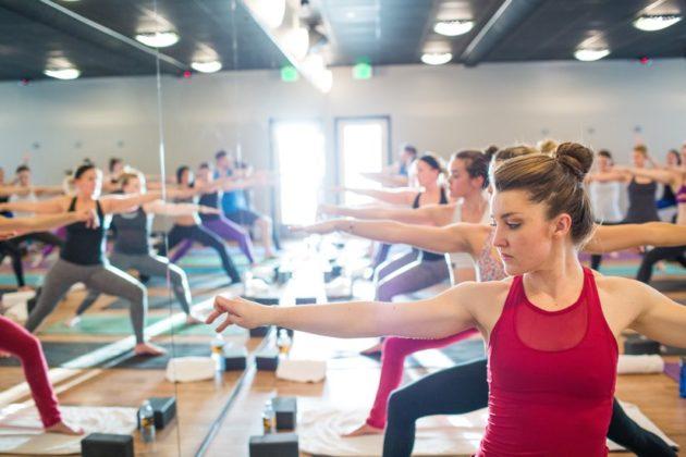 core power yoga pentagon city