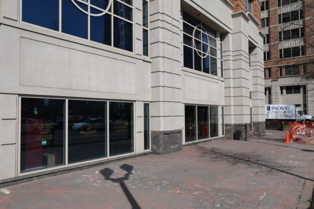 Future location of Nando's Peri-Peri in Ballston