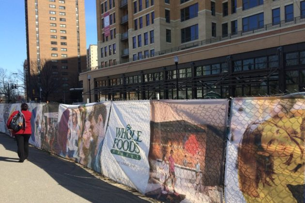 The Bartlett in Pentagon City, future home to Commonwealth Joe and Whole Foods