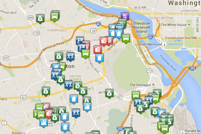 ACPD Introduces New Crime Mapping Tool | ARLnow.com