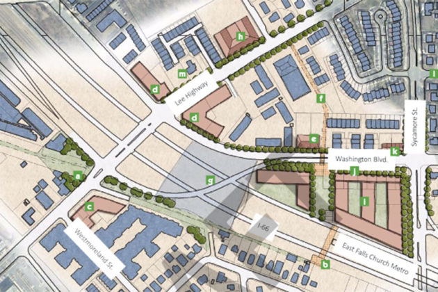 Image from the draft Lee Highway Visioning Plan (via Arlington County)