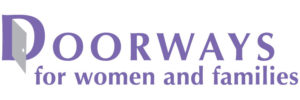 Doorways for Women and Families logo
