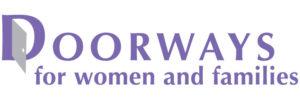 Doorways for Women and Families logo