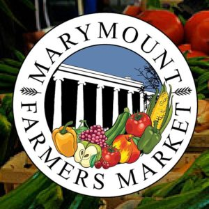 Marymount Farmers Market logo (image via Facebook)