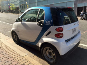 Car2Go in Rosslyn