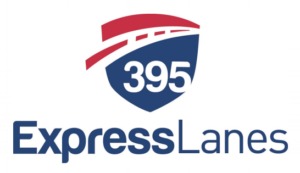 395 Express Lanes logo