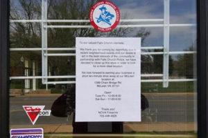 NOVA Firearms in Falls Church (courtesy photo)