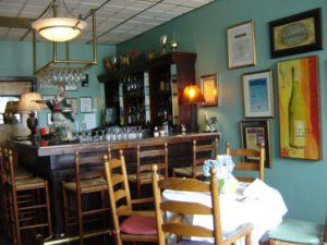 La Côte d'Or Café in East Falls Church (courtesy photo)