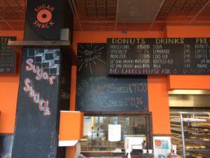 Sugar Shack Donuts on Columbia Pike