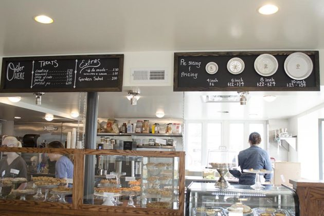 Pricing and sizing of baked goods