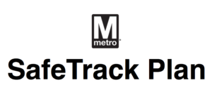 Metro SafeTrack logo