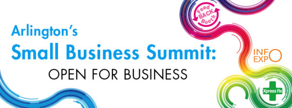 Arlington Small Business Summit graphic
