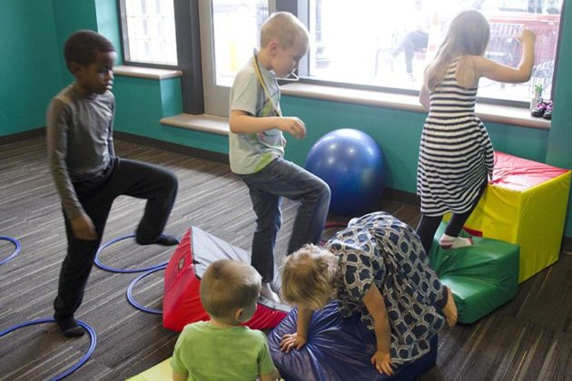 True Health and Wholeness offers kids programs that establish a foundation for fitness and coordination