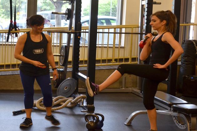 True Health offers small group training