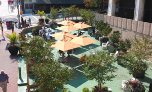 Plaza on 19th (photo courtesy Rosslyn BID)