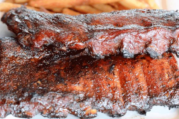 Epic Smokehouse ribs