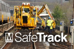 SafeTrack logo (image via Metro)