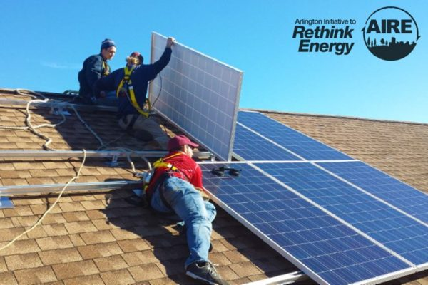 Rooftop solar cells via Rethink Energy