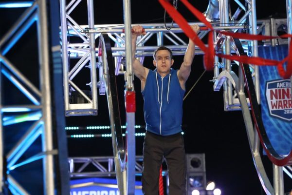 "AMERICAN NINJA WARRIOR -- ""Atlanta Qualifying"" -- Pictured: Mike Chick -- (Photo by: Quantrell Colbert/NBC)"
