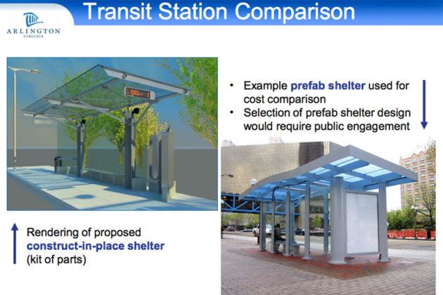 Transit Development Plan staff presentation slide