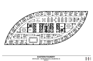 Eastern Foundry in Rosslyn