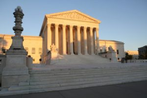Supreme Court building file photo