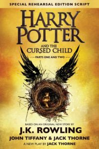Harry Potter and the Cursed Child (Photo via WIkimedia)