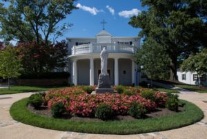 Arlington's Marymount University (Flickr pool photo by Eric)