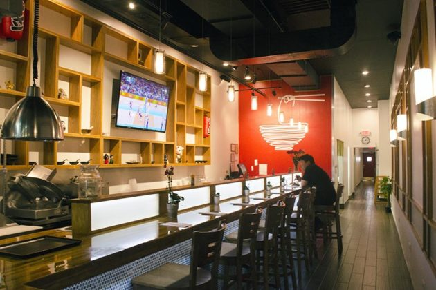 Boru Ramen bar