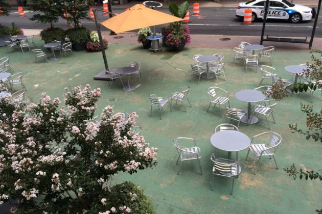 Continental Expanding With New Beer Garden in Rosslyn | ARLnow.com