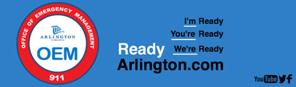 Ready Arlington banner