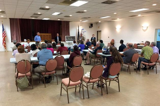 Ballston-Virginia Square civic association meeting