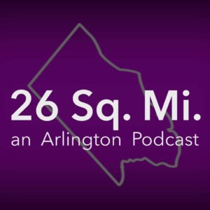 26 Square Miles podcast logo