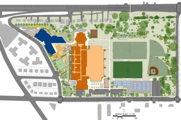 New Thomas Jefferson site elementary school proposed location