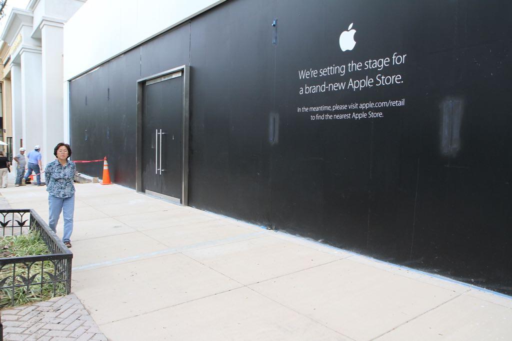Clarendon Apple Store Planning Reopening Saturday   ARLnow com
