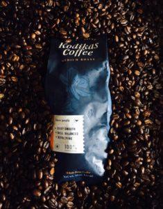 Kodikas Coffee (Photo via Facebook/Kodikas Coffee)