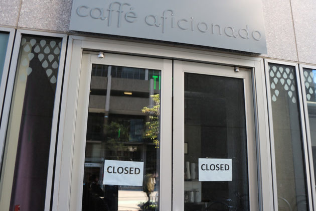 Caffe Aficionado closed in Rosslyn following police raid