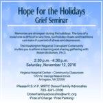 Grief-Seminar