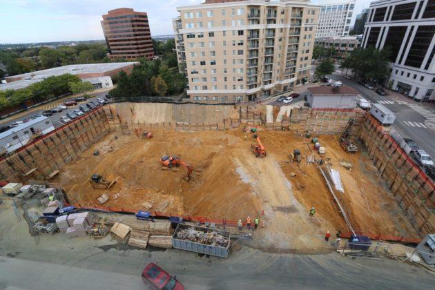 2311 Wilson Blvd site (Opower building)