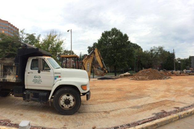 2025 Clarendon Blvd site (former Wendy's site)