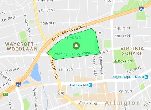 Power outage in Ballston