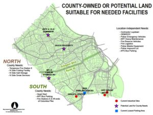 Arlington County joint facilities presentation